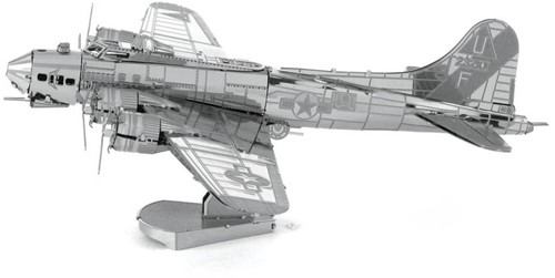 Metal Earth - B-17 Flying Fortress - till end of stock