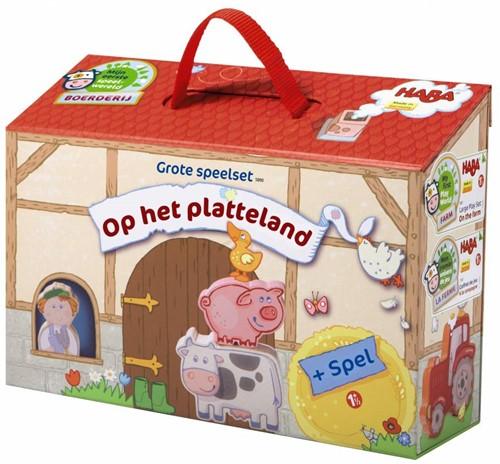 !!! Mijn eerste speelwereld - Boerderij - Grote speelset Op het platteland (Nederlands) = Duits 5581 - Frans 5891