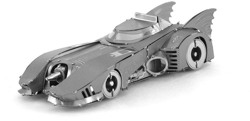 Metal Earth -  constructie speelgoed - Batman 1989 Batmobile