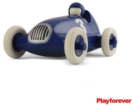 Playforever - Bruno Racing Car Metallic Blue