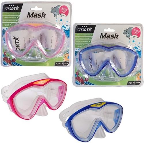 SportX Kinder Schwimmen Maske