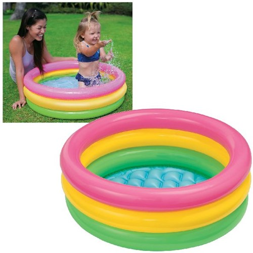 Intex Sunset Baby Pool 86x25cm