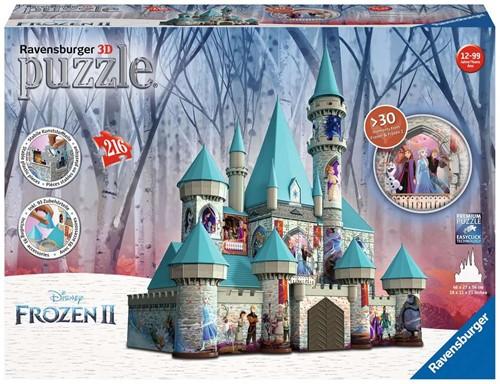 Ravensburger DFZ: Frozen 2 3D Kasteel