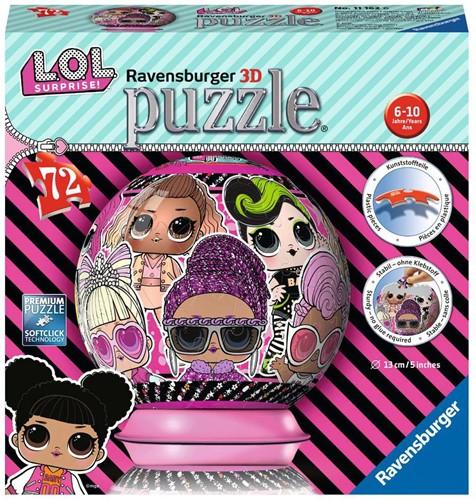 Ravensburger 11162 3D-Puzzle
