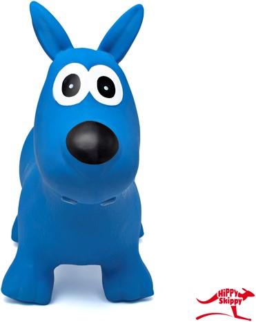 Hippy Skippy - Hund blau