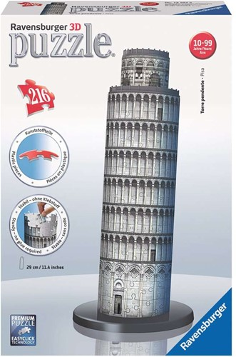 Ravensburger Leaning Tower of Piya 3D Puzzle 216 Stück(e)
