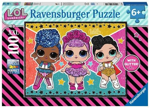 Ravensburger 12881 Puzzle Kontur-Puzzle 100 Stück(e)
