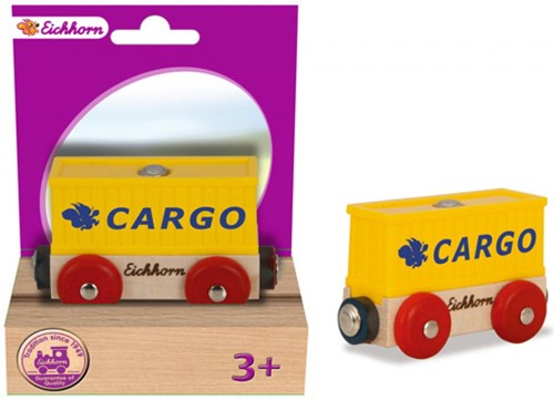 Eichhorn Container Waggon 2-tlg
