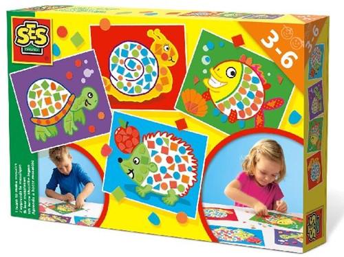 Ses 14827 Ik leer Mozaiken
