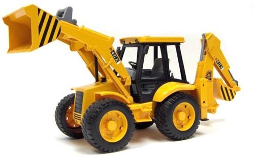 BRUDER JCB 4CX Backhoe loader Spielzeugfahrzeug