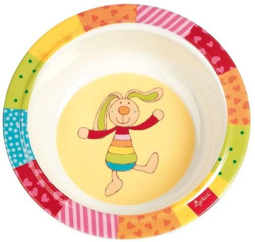 sigikid Melamin Schüssel, Rainbow Rabbit