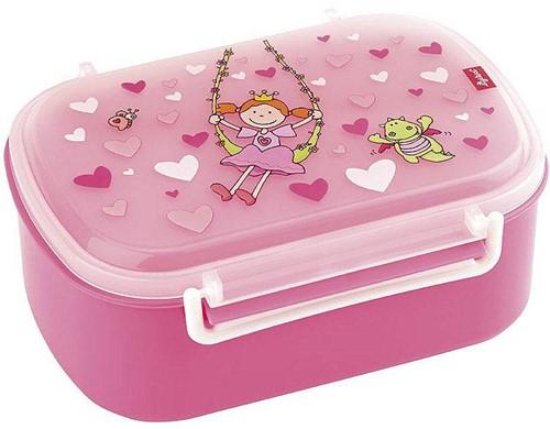 sigikid Brotzeitbox, Pinky Queeny