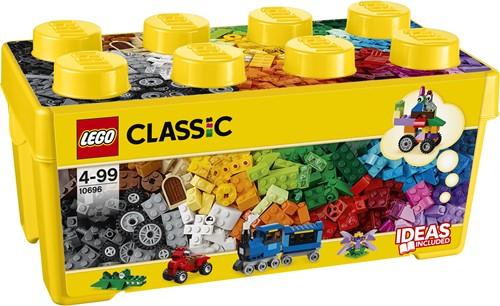 LEGO Classic Mittelgroße Bausteine-Box - 10696
