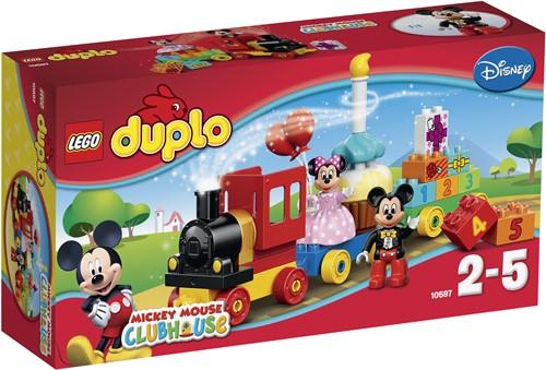 LEGO DUPLO Geburtstagsparade - 10597
