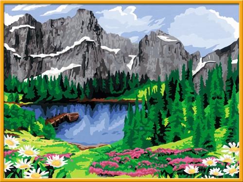 ravensburger 00028898 malvorlage  buch malen nach