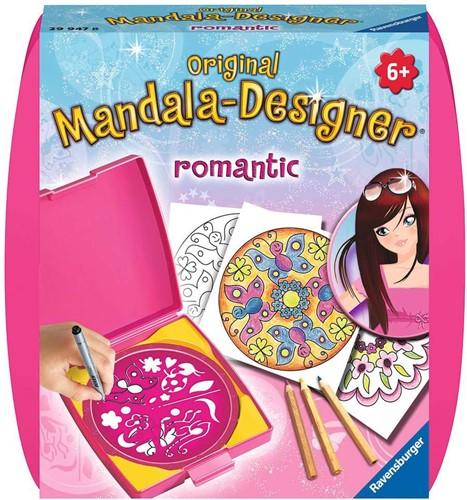 Ravensburger Romantic Mini Mandala Spirograph für Kinder