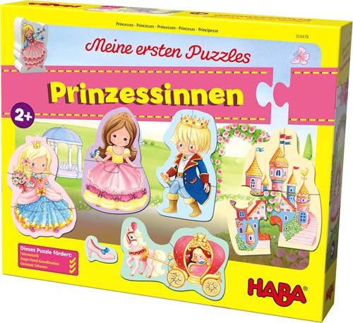 HABA Meine ersten Puzzles - Prinzessinnen