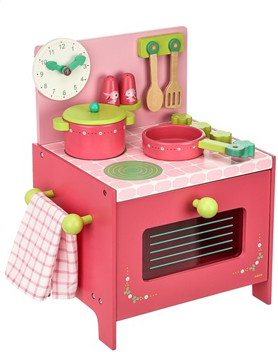 Djeco Holzküche Lili Rose's cooker