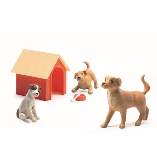 Djeco Maisons de poupées Les chiens