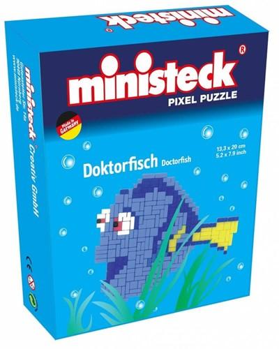 Ministeck Doctorfish - Travelbox - ca. 500 pieces
