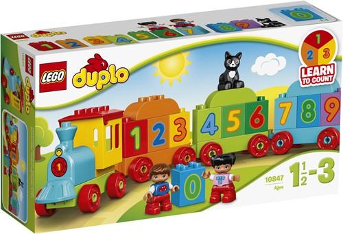 LEGO DUPLO Zahlenzug - 10847