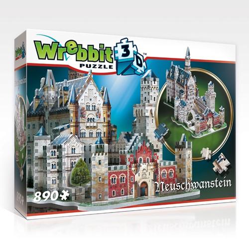 Wrebbit 3D 02005 3D-Puzzle