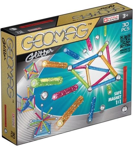 Geomag Color Glitter 30 pcs Neodymium-Magnetspielzeug 30 Stück(e) Mehrfarbig
