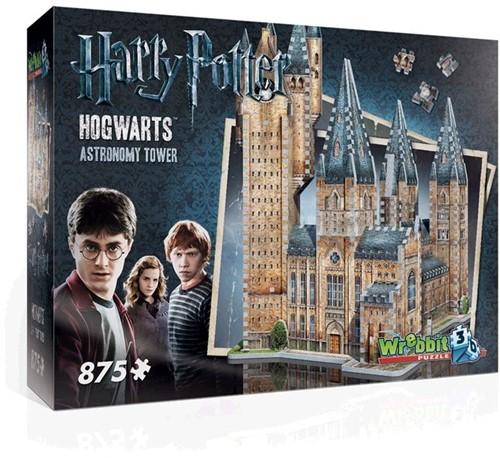 Wrebbit 3D Harry Potter Hogwarts Astronomy Tower 875 pcs 3D-Puzzle