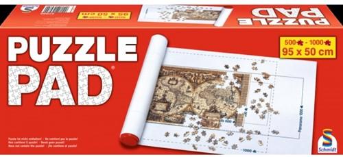 Schmidt Puzzelmat, 500 tot 1000 stukjes