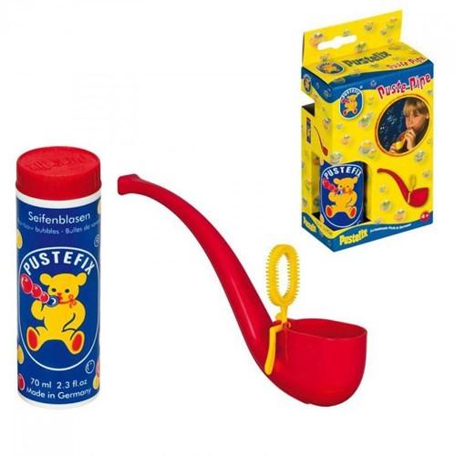 Pustefix  Spielzeug für Draußen Seifenblasen Puste-Pipe