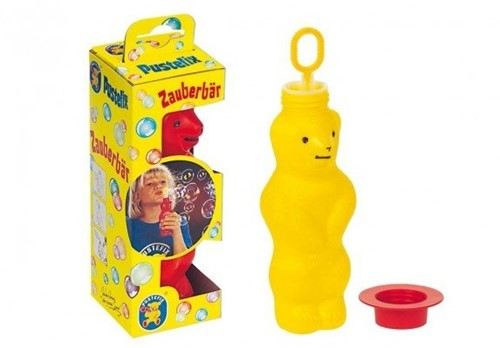 Pustefix  Spielzeug für Draußen Seifenblasen Zauberbär 180ml