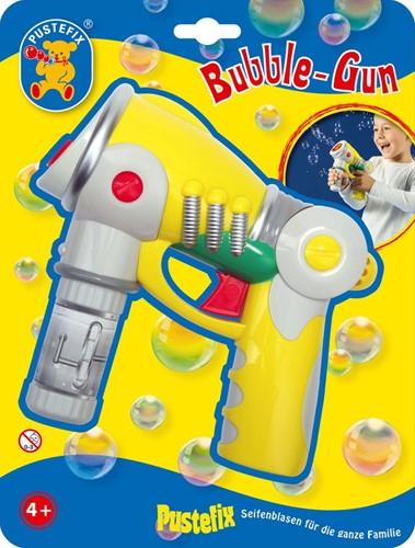 Pustefix Spielzeug für Draußen Seifenblasen Bubble-Shooter