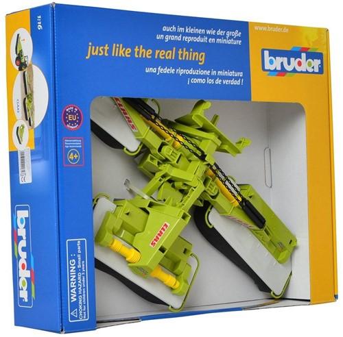 BRUDER Claas Disco 8550 C Plus Spielzeugfahrzeug