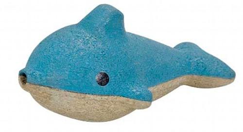 Plan Toys Holz Musikinstrument Delfin Pfeife