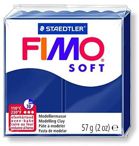 Fimo soft boetseerklei 57g windsorblauw
