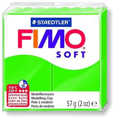 Staedtler FIMO 8020 Knetmasse Grün 57 g 1 Stück(e)