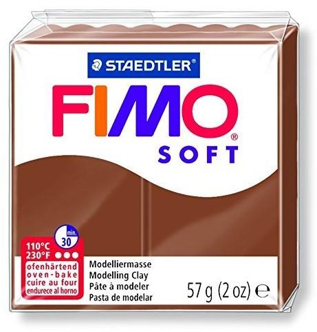 Staedtler FIMO 8020 Knetmasse Braun 57 g 1 Stück(e)