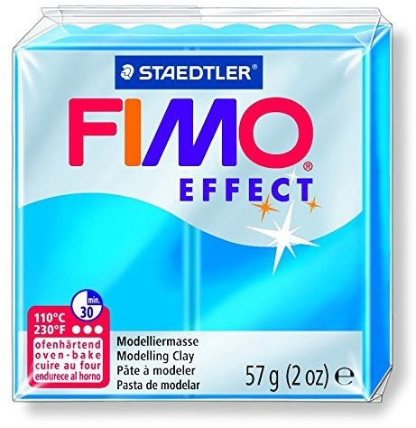 Staedtler FIMO 8020 Knetmasse Blau 57 g 1 Stück(e)