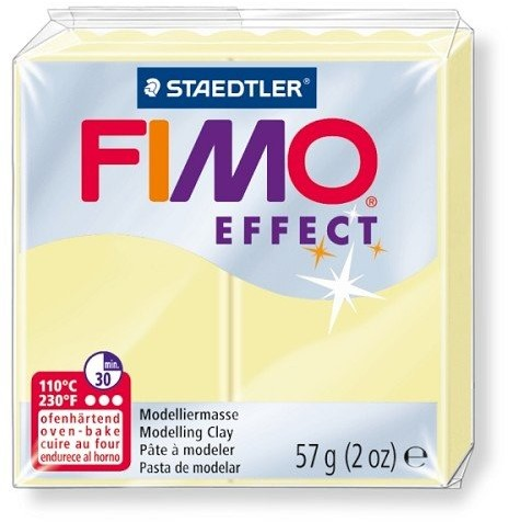 Staedtler FIMO 8020 Knetmasse Vanillefarbe 57 g 1 Stück(e)