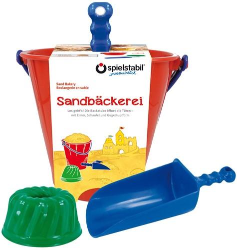 Spielstabil 7504 Sandkastenspielzeug-Set