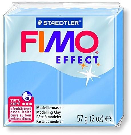 Fimo effect boetseerklei 57g blauw agaat