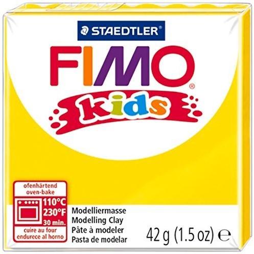 Staedtler 8030001 Töpferei-/ Modellier-Material Knetmasse Gelb 42 g 1 Stück(e)