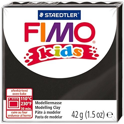Staedtler 68030009 Töpferei-/ Modellier-Material Knetmasse Schwarz 42 g 1 Stück(e)