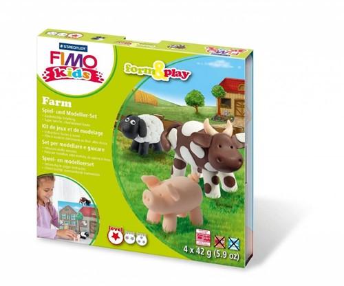 """Fimo kids Form&Play """"""""Boerderij"""""""""""