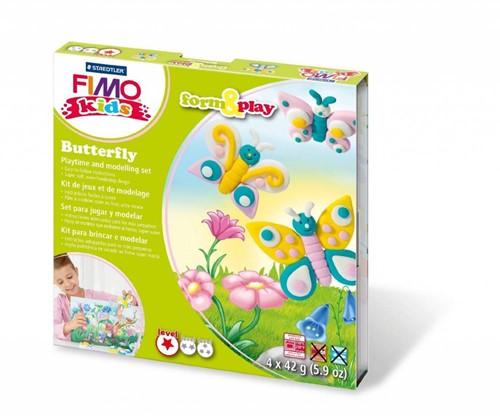 """Fimo kids Form&Play """"""""Vlinder"""""""""""