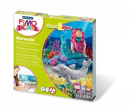"Fimo kids Form&Play """"Zeemeermin"""""