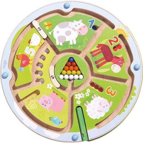 Haba Magnetspiel Zahlenlabyrinth