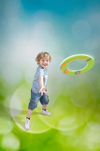 Haba Terra Kids Frisbee-Set-3