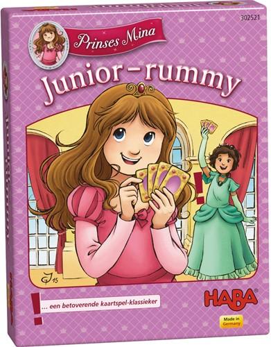 HABA PROMO - Kaartspel - Prinses Mina - Junior-rummy (Nederlands)