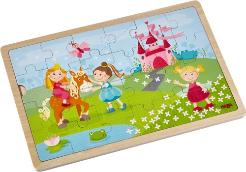 Haba Holzpuzzle Prinzessinnen